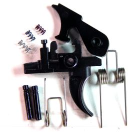MILAZZO-KRIEGER M-K II 2-STAGE MATCH TRIGGER SYSTEM