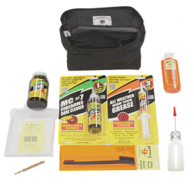 CLEANING SUPPLY KIT, .30 cal