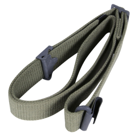 GREEN MILITARY COTTON WEB SLING
